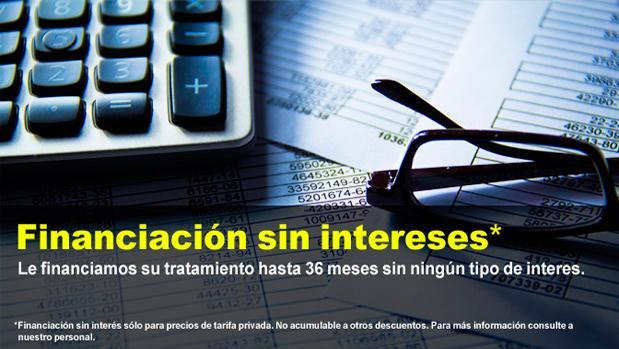 Financiacion dental sin intereses