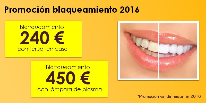 promocion blanqueamiento dental getafe