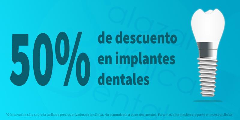 oferta implantes getafe