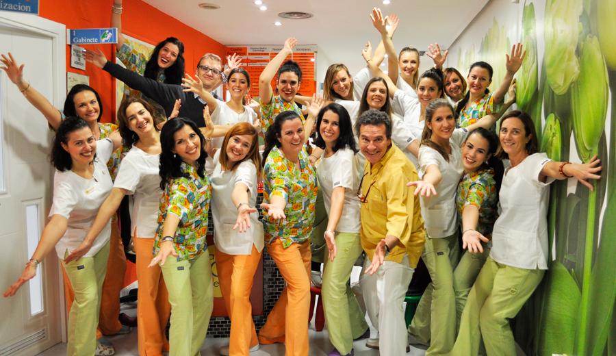los dentistas en Getafe