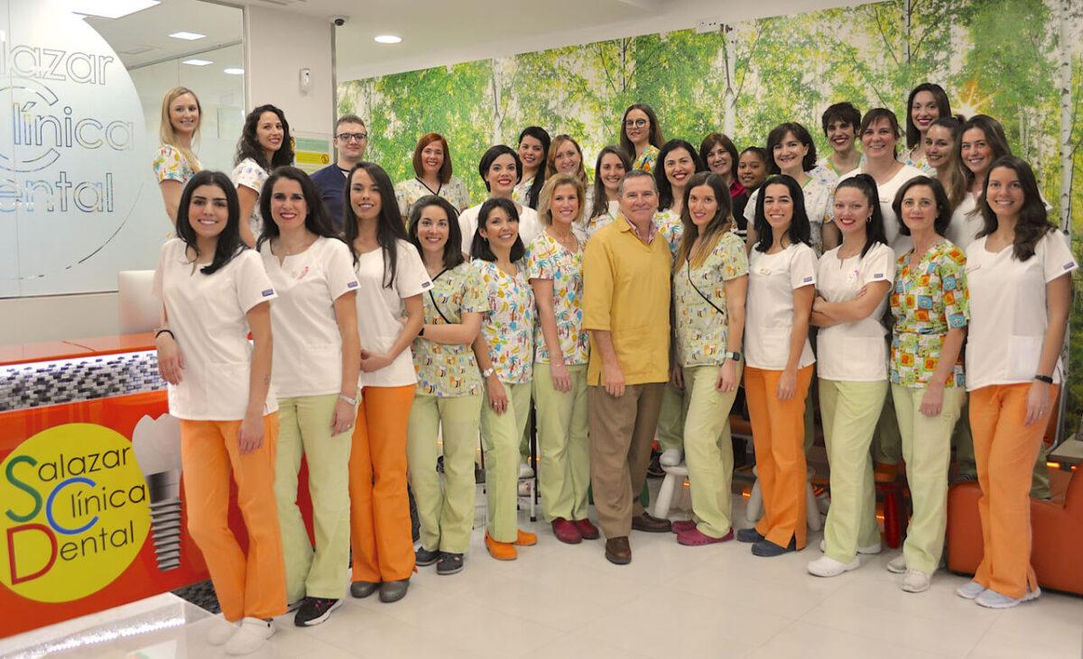 El fran equipo de Salazar Clínica Dental