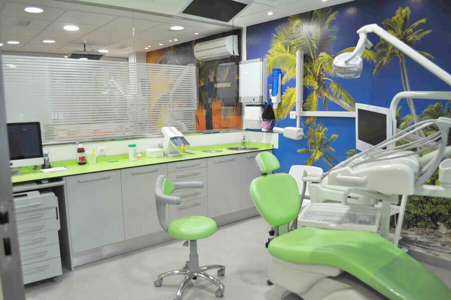 el gabinete 7 de nuestra clínica