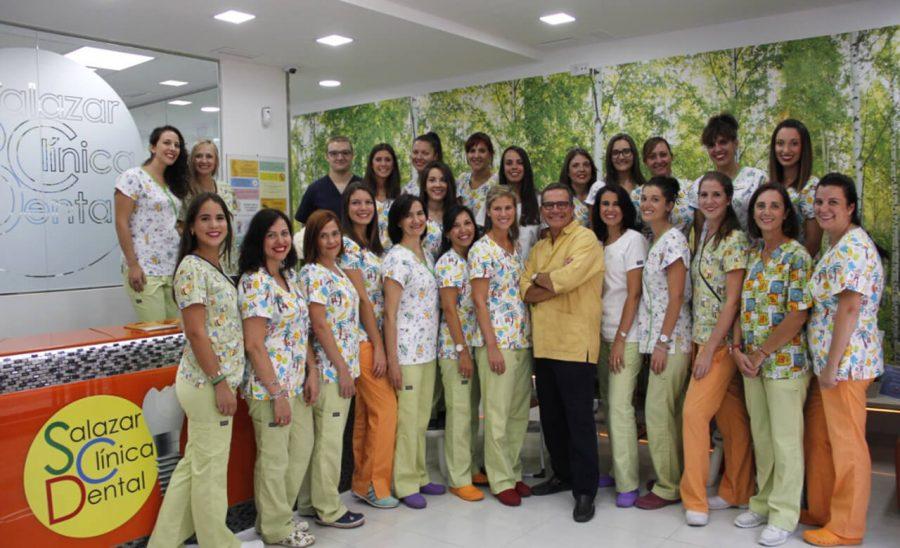 somos un gran equipo de dentistas